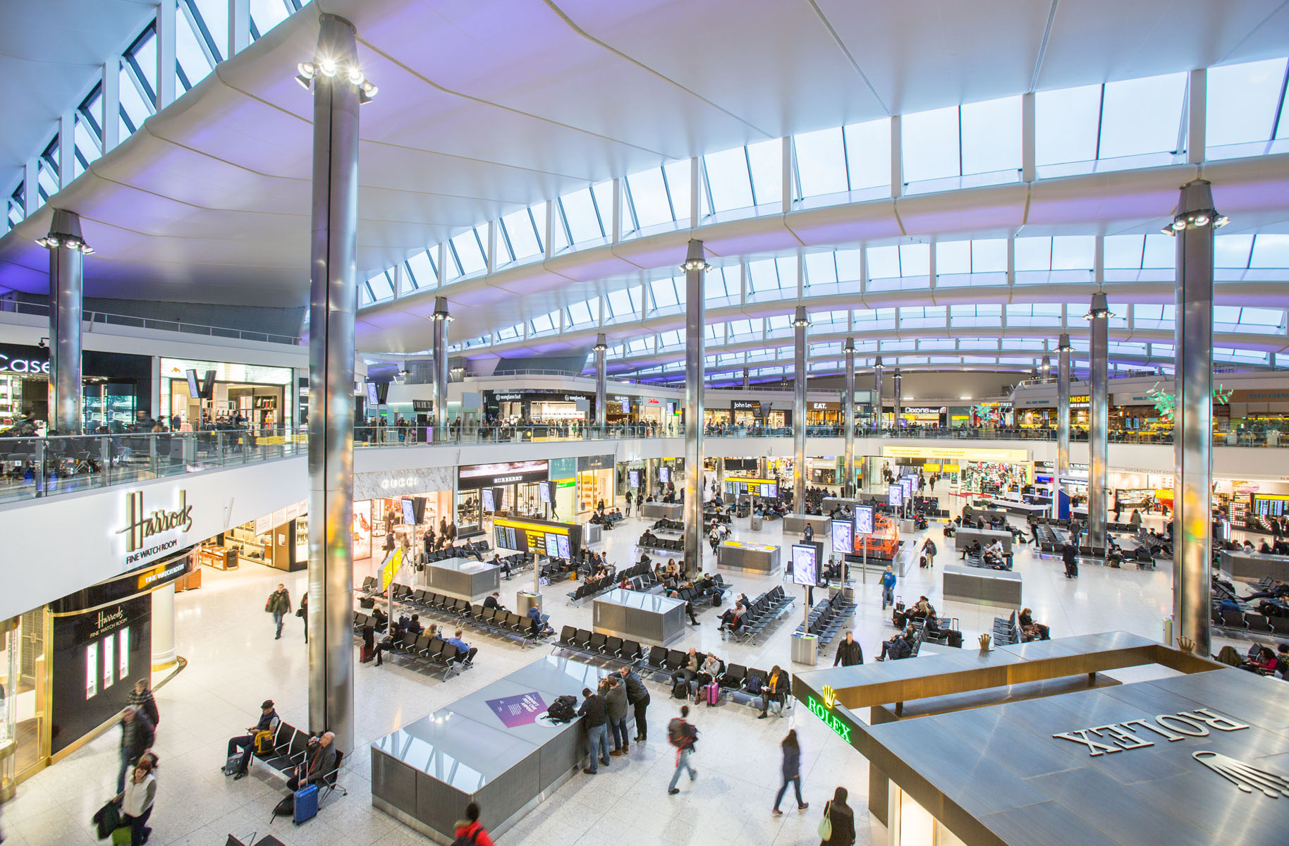 Heathrow Airport Shops