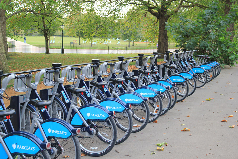 Hyde Park Cycle Hire