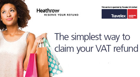 VAT Refund at Heathrow