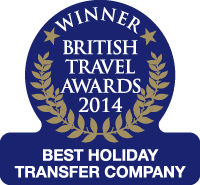 2014 British Travel Awards, Best Holiday Transfer Company