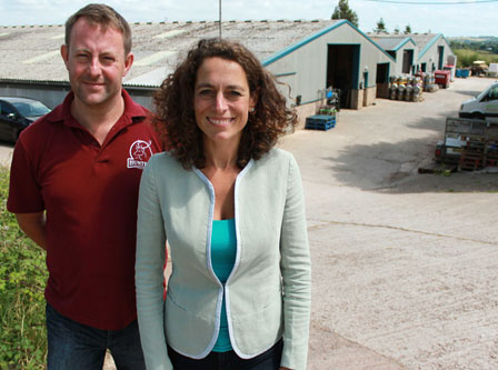 Alex Polizzi, Hunters, The Fixer