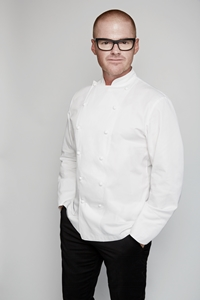 Heston Blumenthal Chef Whites 5 © Alisa Connan 200x300