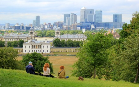 July - Top5 - View over Greenwich