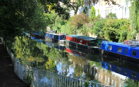 July - top5 -Regents canal 448x280