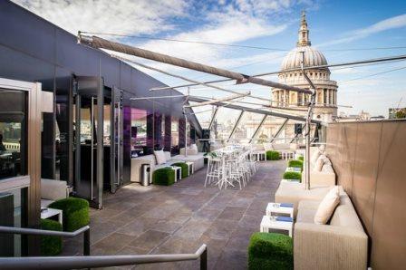 Top 5 Rooftop Bars in London