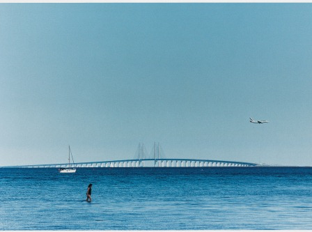 The Oresund Bridge, ©Wonderful Copenhagen, Morten Bjarnhof