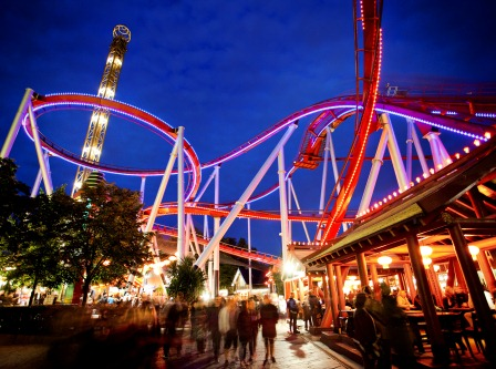 Tivoli Gardens, ©Wonderful Copenhagen