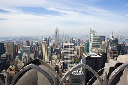 Top of the rock , © nycgo.com, Marley White