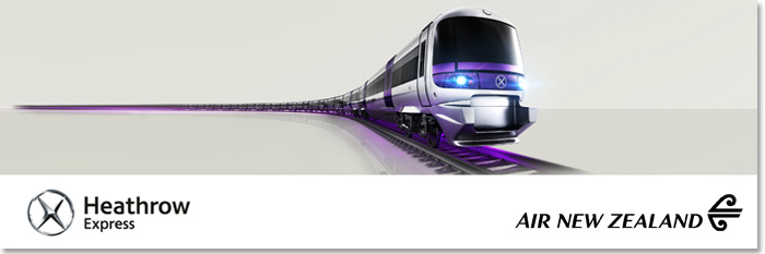 Save 10% on Heathrow Express