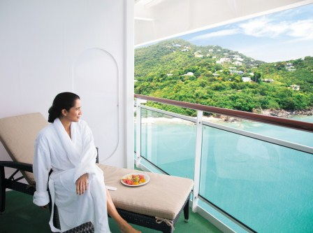 Cruise with spa views, Norwegian Cruise Lines