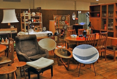 Superb The Vintage Furniture Flea
