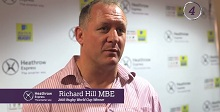 Richard Hill talks about the 2003 Rugby World Cup Final
